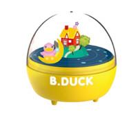 B.Duck 梦幻之旅旋转音乐盒系列 4Cj7RyzK 盲盒 确定款 漫游天空