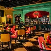 北京三里屯 百加得俱乐部CASA BACARDI·餐吧 双人套餐