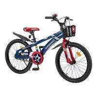 TOPRIGHT 途锐达 儿童自行车 美国队长 20寸 蓝色