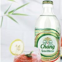 Chang 象牌 无糖气泡水饮料  325ml*24瓶