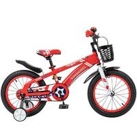 TOPRIGHT 途锐达 儿童自行车 美国队长 20寸 红色