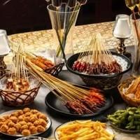 国庆可用!北京什刹海后海集贤堂酒吧99元3-4人豪华套餐