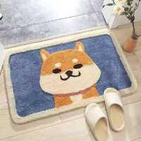 璟鸿地毯 薄款水晶绒 40*60cm