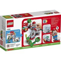 LEGO 乐高 超级马里奥系列 71364 麻烦的熔岩怪