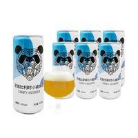 熊猫精酿 小麦啤酒