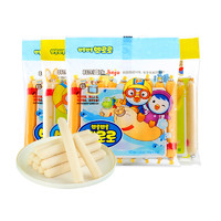 88VIP:啵乐乐 宝噜噜玉米+智慧鳕鱼肠90g*4袋