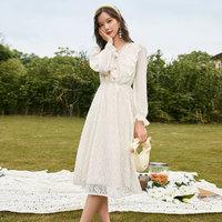 xiangying 香影 Q813208800 女士蕾丝连衣裙