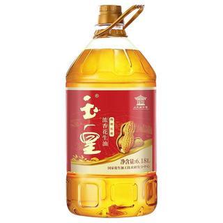 浓香压榨一级花生油  6.18L