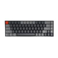 京东京造 K6 68键 蓝牙双模机械键盘(Gateron红轴、RGB)