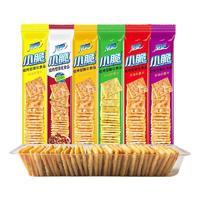 泡吧 小脆薯片组合装 6口味 50g*6袋