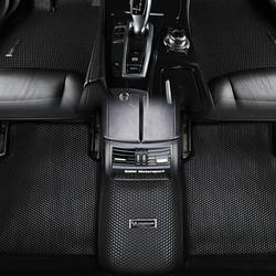 MICHELIN 米其林 TPV 汽车脚垫 黑色 下单备注车型
