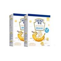 Heinz 亨氏 婴儿谷物泡芙 酸奶香蕉燕麦 24g*2盒