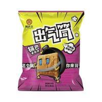 黄老五 出气筒 锅巴 蕃茄味 80g