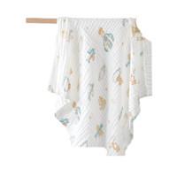 EMXEE 嫚熙 婴儿浴巾 天空之旅 105*105cm