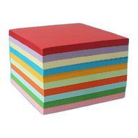 Mandik 曼蒂克 150CSZZ 彩色折纸 10色混装 15*15cm 1000张