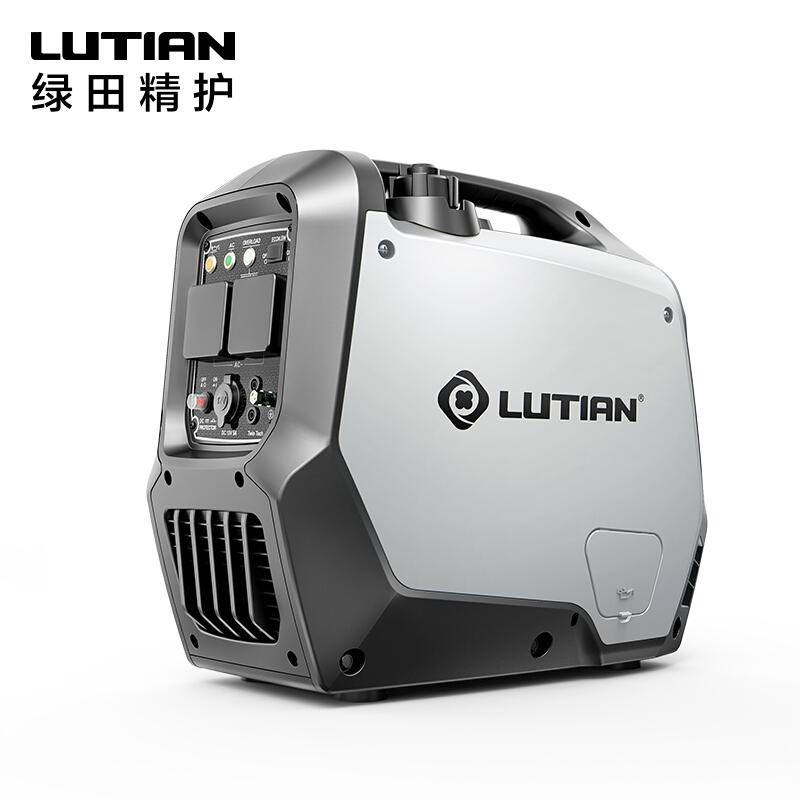 LT2000i 变频静音汽油发电机 2KW 充电迷你型