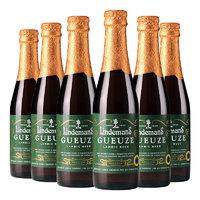 Lindemans 林德曼 混酿啤酒 250ml*6瓶