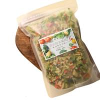 PLUS会员:顶绿 速食蔬菜包脱水蔬菜 500g