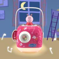织梦月球小猪佩奇儿童睡前阅读织梦仪故事机儿童玩具男女孩启蒙学习哄睡小夜灯公仔生日节日礼物129033