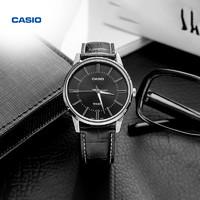 casio旗舰店MTP-1303防水手表男士时尚石英表卡西欧官网官方正品