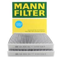 MANNFILTER 曼牌 活性炭空调滤清器 CUK2533-2