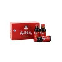 正官庄 红参浓缩液 100ml*10瓶