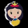 Chibi® Coin Collection Disney Princess Series – Snow White 1oz Silver Coin