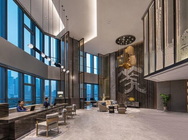 可用至明年6月底 广州环贸中心雅诗阁服务公寓 行政单房公寓2晚可拆分使用