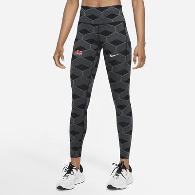 Nike Epic Luxe 肯尼亚队女子中腰跑步紧身裤
