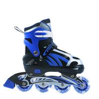 GUIPAISHI 贵派仕 中性轮滑鞋 蓝色/黑色/白色 S 全套装