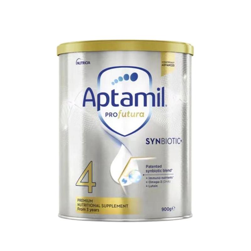 Aptamil 爱他美 澳洲白金版 婴儿配方奶粉 4段 900g