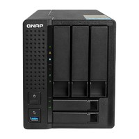QNAP 威联通 TS551 5盘位 NAS网络存储