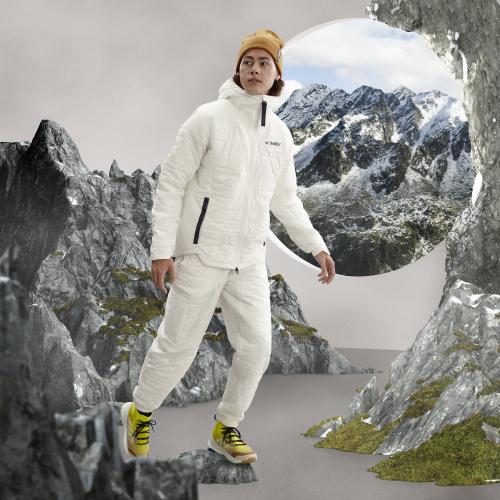 adidas 阿迪达斯 TERREX TXMS PRIMA HDJ GQ3697 男子户外棉服