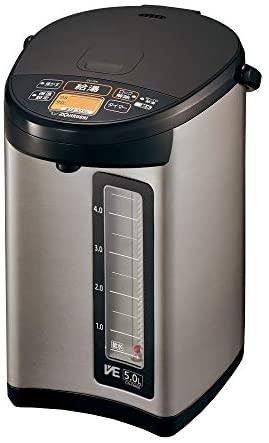 ZOJIRUSHI 象印 电热水壶 5.0L VE电热水瓶 不锈钢 CV-RA50-XA (需配变压器)