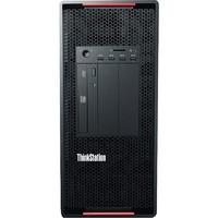 联想(ThinkStation)P920图形工作站 (金牌6258R*2/8*32GB/2048GB SSD+2*6TB/GV100/键鼠)定制