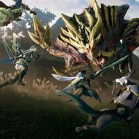 CAPCOM 卡普空 《怪物猎人:崛起》PC中文数字版游戏 预售