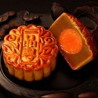 一品粤 蛋黄莲蓉广式月饼125g