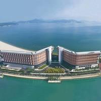 双11预售:惠州小径湾艾美酒店 180°海景客房1晚(含早+双人特色下午茶)
