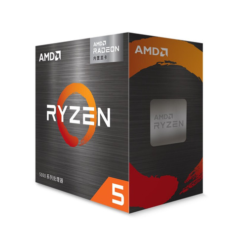 AMD 锐龙 Ryzen 5 5600G APU处理器