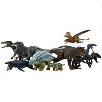 TAKARA TOMY 多美 安利亚侏罗纪世界仿真恐龙动物模型 多款可选