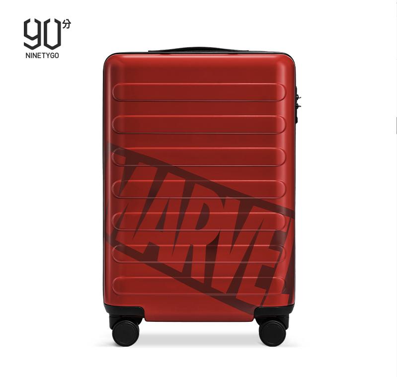 NINETYGO 90分 x漫威联名 90LCCRR2112U PC旅行箱 20寸