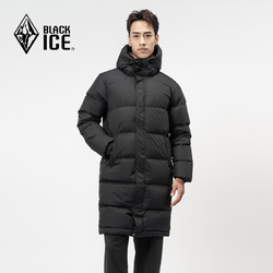 BLACKICE 黑冰 F8123 男士鹅绒羽绒服