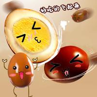 大午五香卤蛋卤鸡蛋休闲零食卤味小吃鹌鹑蛋螺蛳粉搭档非乡巴佬 农家卤蛋5个【尝鲜价】