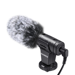 MAMEN 慢门 07 Pro 升级版 指向性收音麦克风