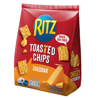RITZ 乐之 烤薯片 芝士味 229g