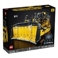 LEGO 乐高 科技系列 42131 卡特彼勒D11推土机
