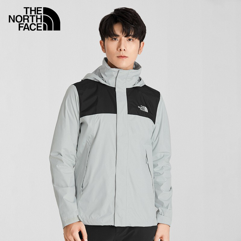 THE NORTH FACE 北面 4UAU5WH 男子冲锋衣