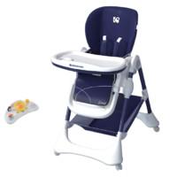 karmababy E101 宝宝餐椅+音乐餐盘 Gentry-pro款