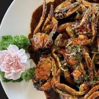 上海浦西万怡酒店大闸蟹主题自助餐