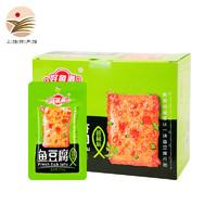 好鱼道 鱼豆腐独立包装豆腐干小零食日期新鲜 鱼豆香辣味1盒+藤椒味1盒(共1000g,40包)